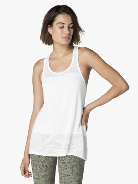 Beyond Yoga Mesh Me Up Racerback Tank