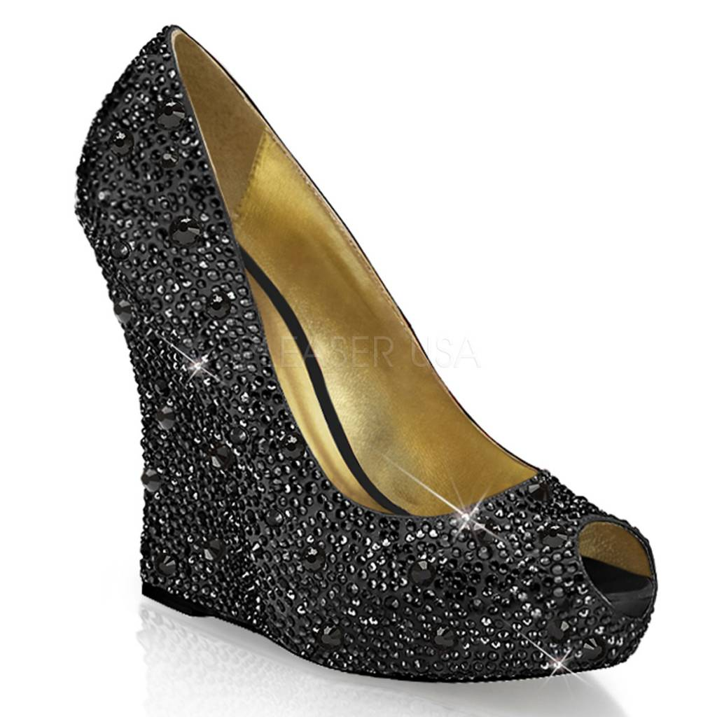 Find great deals on eBay for black sparkly wedges. Shop with confidence.