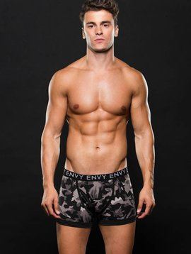 ENVY Boxer Black Camo