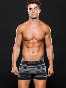 ENVY Boxer Black W/Gray