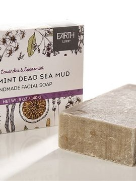 Earth Luxe Soap Lav-A-Mint Dead Sea Mud