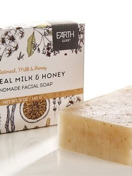 Earth Luxe Soap Oatmeal Milk & Honey