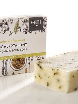 Earth Luxe Soap Eucalyptamint