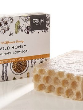 Earth Luxe Soap Wild Honey