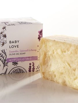 Earth Luxe Specialty Soap Baby Love