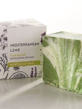 Earth Luxe Specialty Soap Mediterranean Lime