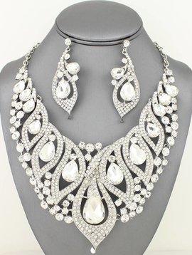 Scale Necklace Set