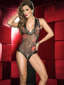 Mapale Wet Roses Teddy