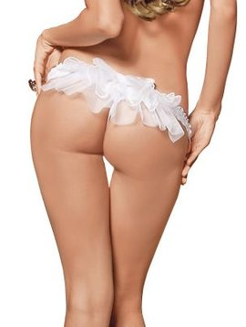 Escante I Do Bridal G-String