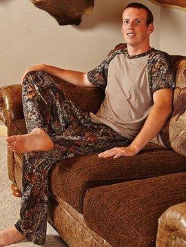 Wilderness Dreams Mossy Oak Camo Lounge Pants