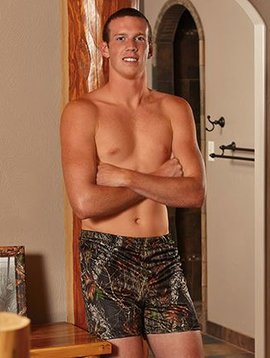 Wilderness Dreams Mossy Oak Camo Boxers