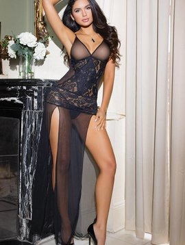 Coquette Sultry Gown