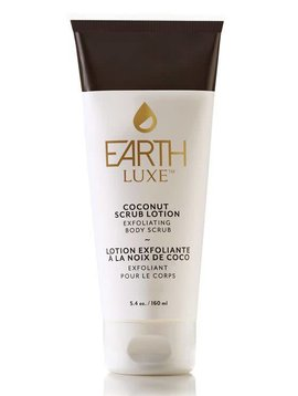 EARTH LUXE COCONUT EXFOLIATING BODY SCRUB