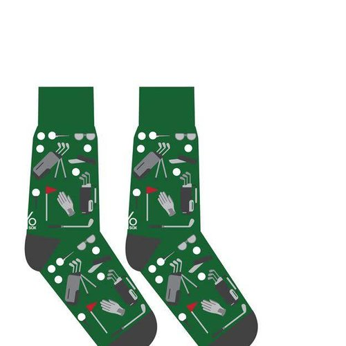 GOLF MEN'S CREW SOCK