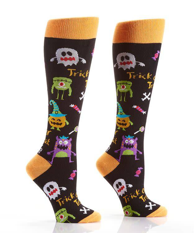 HALLOWEEN SOCKS - ANGIE DAVIS: Sexy lingerie, shoes, jewelry & more!