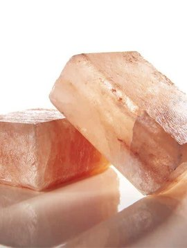 Earth Luxe EARTH LUXE HIMALAYAN CRYSTAL SALT SCRUB BAR