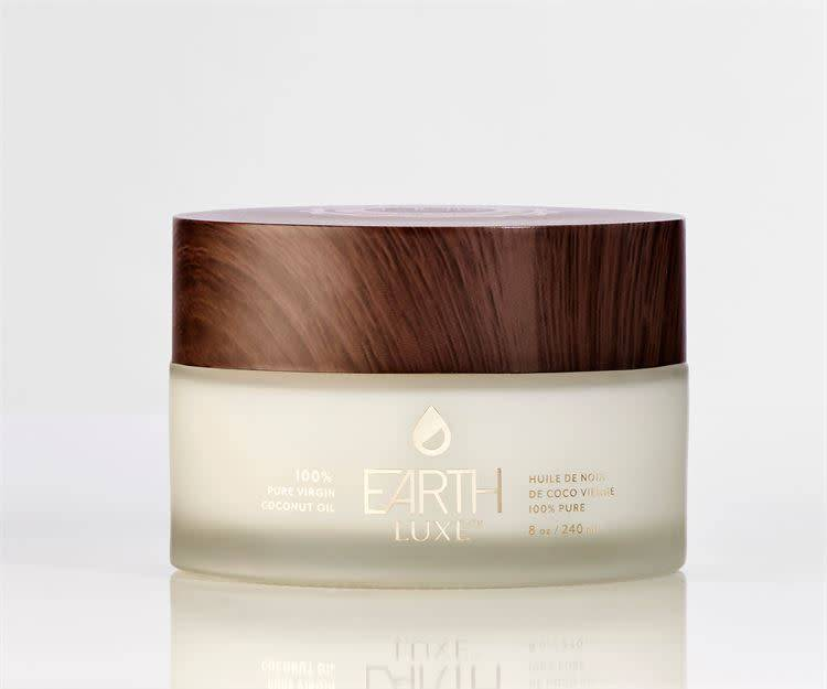 Earth Luxe PURE VIRGIN COCONUT OIL