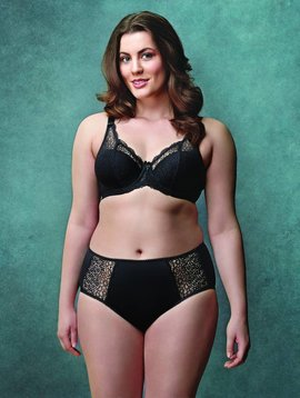 Goddess Michelle Underwire Padded Banded Bra