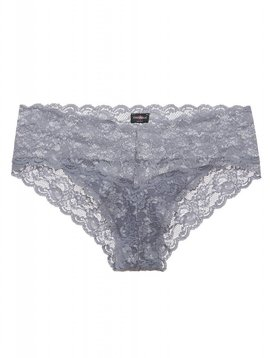 Cosabella NEVER SAY NEVER HOTTIE™ LACE LOWRIDER HOTPANT - INCENSO