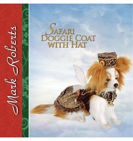Mark Roberts Fairies Dog Costumes 51-02558 Safari Outfit