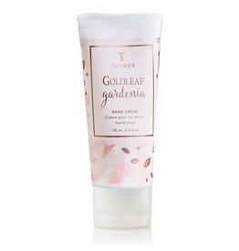 Thymes Goldleaf Gardenia Hand Creme 70ml