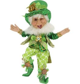 Mark Roberts Fairies Mark Roberts Elves 51-67404 Tricky Leprechaun Elf 12 inch