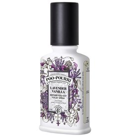 Poo-Pourri Before You Go Toilet Spray Lavender Vanilla 4oz 100 Use