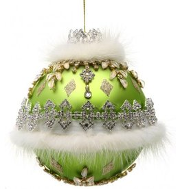 Mark Roberts Christmas Decorations Kings Jewels Ornament LG 5 Inch