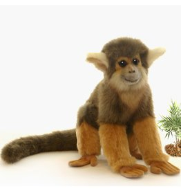 Hansa Toy Squirrel Monkey 12in Plush 4338 Hansa Toys