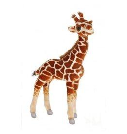 Hansa Toy Giraffe Baby Giraffe 19H Inches