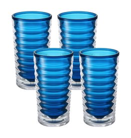 Tervis Tall Tumbler 4pk 16 oz 1159882 Blue Infussion