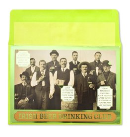 Papyrus Greetings St Patricks Day Card Irish drinking club by Papyrus