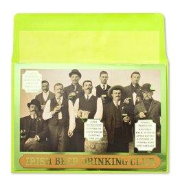 Papyrus Greetings St Patricks Day Card Irish drinking club by Papyrus