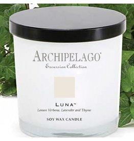 Archipelago Botanicals Excursion 100hr 13oz Parsons Soy Candle Luna