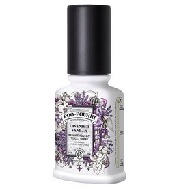 Poo-Pourri Before You Go Toilet Spray Lavender Vanilla 2oz 100 Use