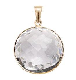 Alchemia Clear Quartz Pendant