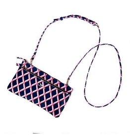 Scout Bags Scout Bags Hepburn Crossbody Bag 28127 Diamond Tulip