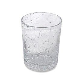 Mariposa Bellini Blown Italian Bubble Glass DOF 12oz