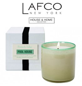 LAFCO Candles French Lilac Pool House and Home Candle 16oz