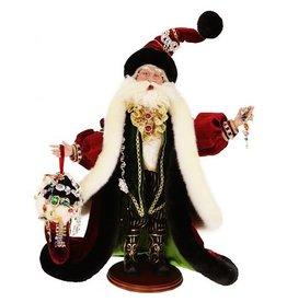 Mark Roberts Fairies Santas 51-53008 Diamonds Are Forever Santa 24 inch