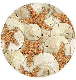 Thirstystone Set of 4 TS2205 Seaside Treasures Coasters