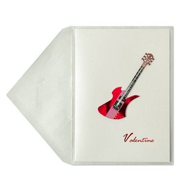 Papyrus Greetings Valentines Day Card Rockstar Guitar by Papyrus Valentines Cards