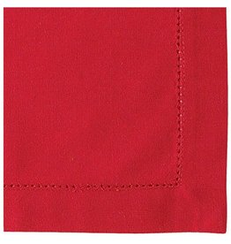 Vietri Terra Linens Dinner Napkins 4pk 22inch Square Red