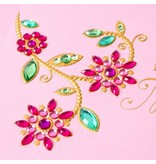 Papyrus Greetings Birthday Card For Mom Pink Floral Gems