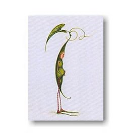 Patience Brewster Cards Baby Bean Tiny Gift Card