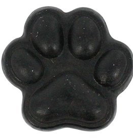 HomArt California Design House Rustic Cast Iron Bottle Opener Paw Antique Black