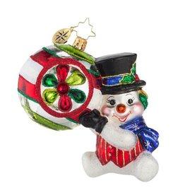 Christopher Radko Christmas Ornaments 1018120 Shiny and Brite