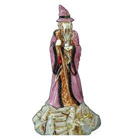 Isle Of Gramarye Myrddin Wizard Figurine by Robert Glover