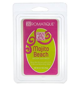 Aromatique Aroma Wax Melts 2.7oz 60-284 Majito Beach