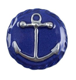 Mariposa Magnetic Charm for Charms Collection Pieces 5543 Anchor Emblem